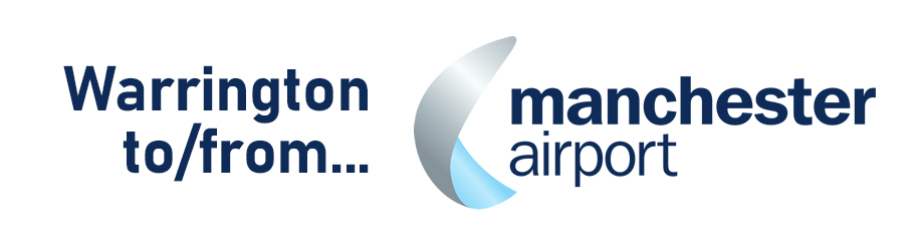 Warrington Taxis to Manchester Airport